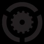 MachineShop Gears Logo